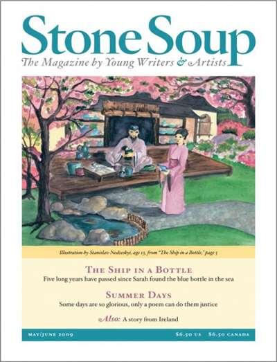 Stone Soup Magazine Subscription United States