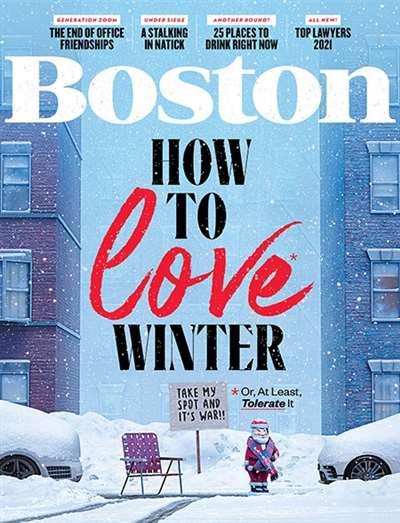 Boston Magazine Subscription Canada