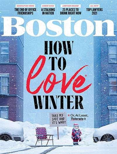 Boston Magazine Subscription Canada