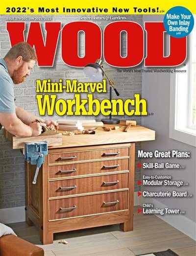 Wood Magazine Subscription Canada
