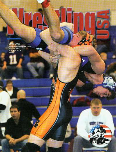 Wrestling U.S.A. Magazine Subscription