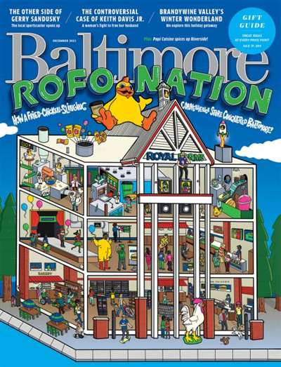 Baltimore Magazine Subscription