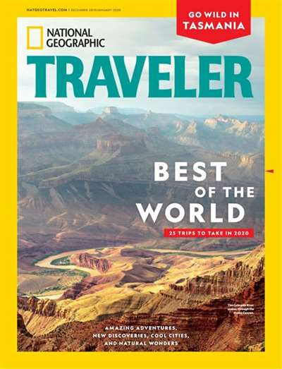 National Geographic Traveler Magazine Subscription Canada