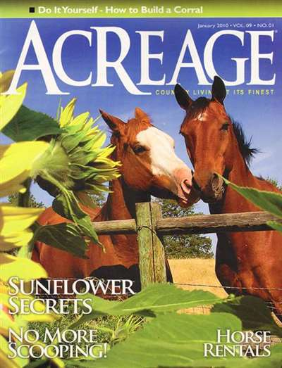 Acreage Magazine Subscription Canada