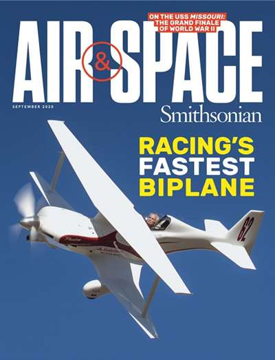 Air & Space Magazine Subscription Canada