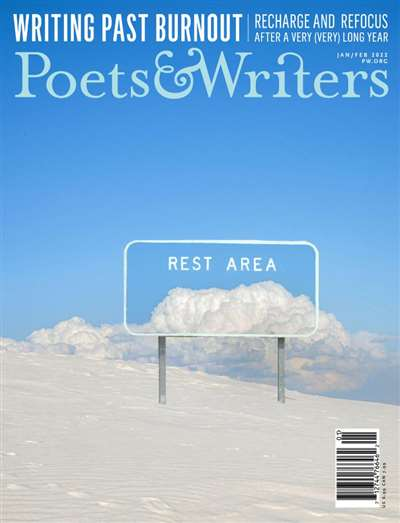 Poets & Writers Magazine Subscription Canada