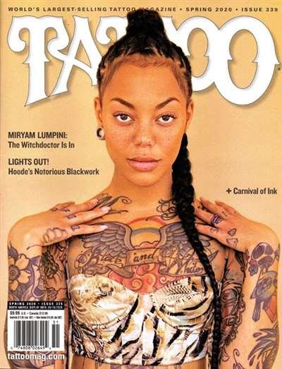 Tattoo Magazine Subscription Canada