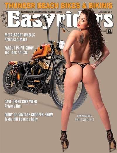Easyriders Magazine Subscription Canada