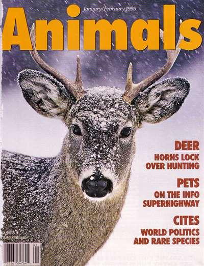 Animals Magazine Subscription Canada