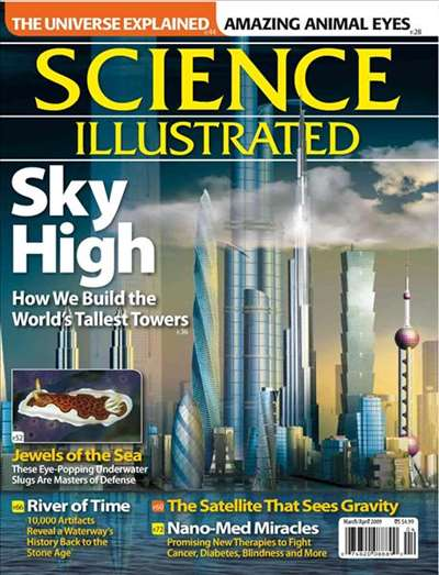 Science Illustrated Magazine Subscription United States