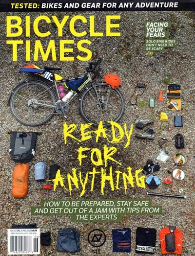 Bicycle Times Magazine Subscription Canada