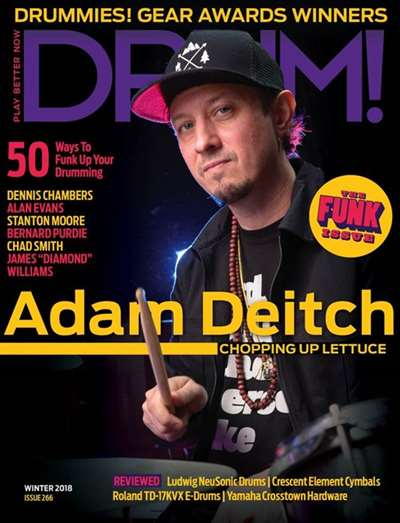 Drum! Magazine Subscription