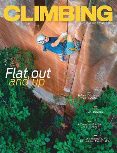 Climbing Magazine Subscription Canada
