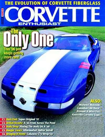 Cars & Parts Corvette Magazine Subscription