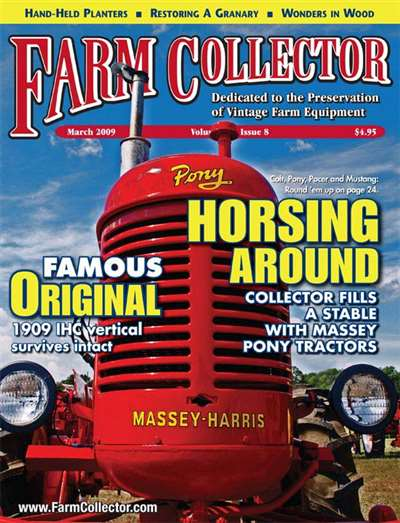Farm Collector Magazine Subscription