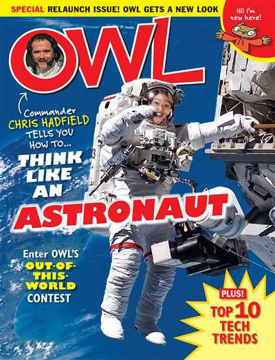 Owl (Canadian) Magazine Subscription Canada