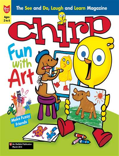 Chirp (Canadian) Magazine Subscription