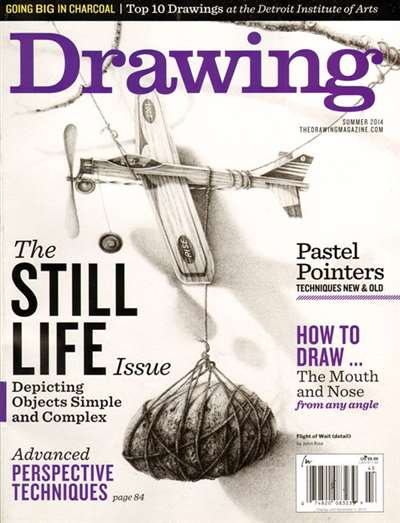 American Artist Drawing Magazine Subscription Canada