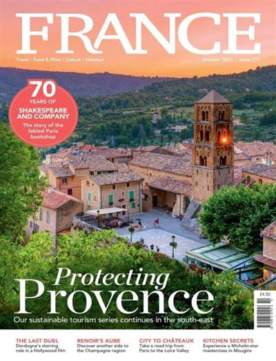 France Magazine Subscription Canada