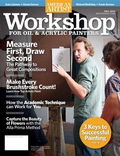 American Artist Workshop Magazine Subscription