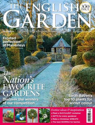 The English Garden Magazine Subscription Canada