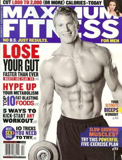 Maximum Fitness Magazine Subscription