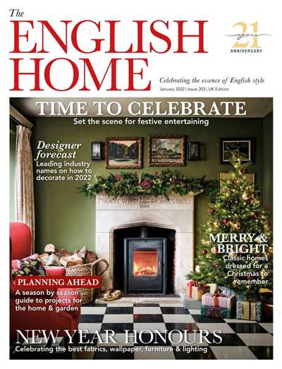 The English Home Magazine Subscription Canada
