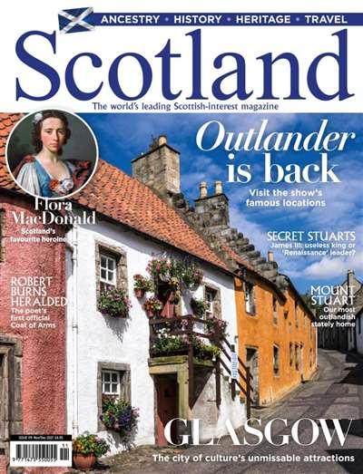 Scotland Magazine Subscription United States