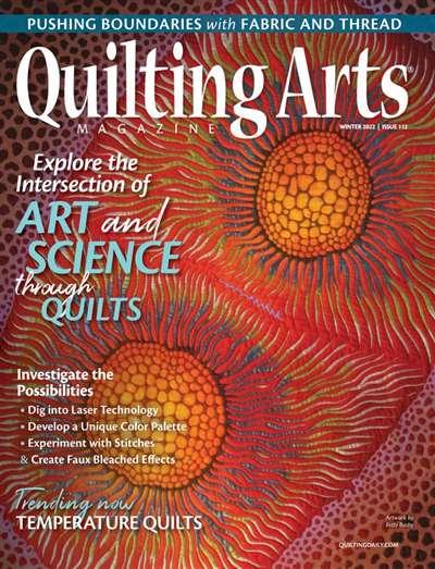 Quilting Arts Magazine Subscription Canada