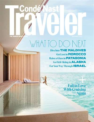 Conde Nast Traveler Magazine Subscription Canada