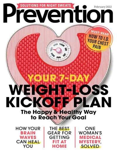 Prevention Magazine Subscription Canada