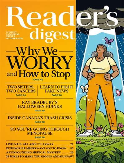 Reader's Digest - Canada Magazine Subscription Canada