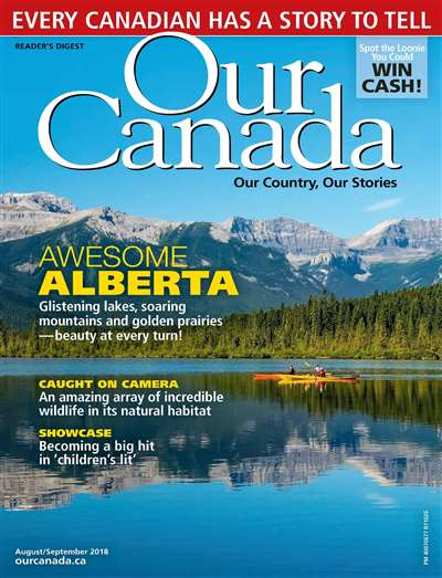 Our Canada Magazine Subscription Canada