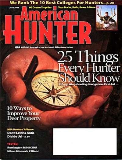 American Hunter Magazine Subscription