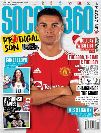Soccer 360 Magazine Subscription Canada