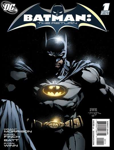 Batman Inc Magazine Subscription United States