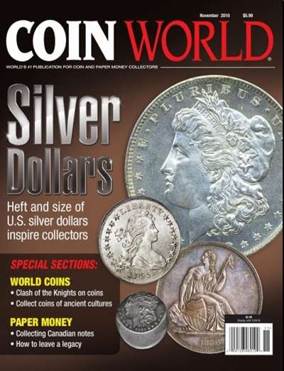 Coin World Special Edition Magazine Subscription
