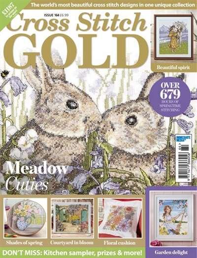 Cross Stitch Gold Magazine Subscription Canada