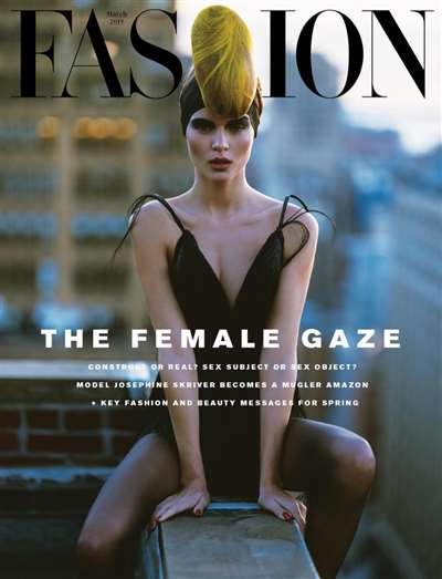Fashion Magazine Subscription Canada