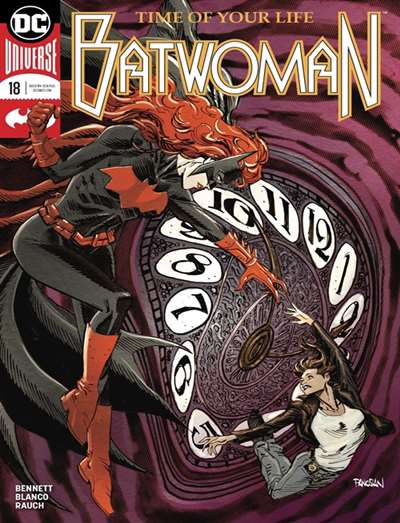Batwoman Magazine Subscription Canada