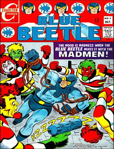 Blue Beetle Magazine Subscription Canada