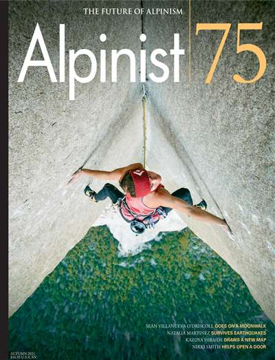 Alpinist Magazine Subscription