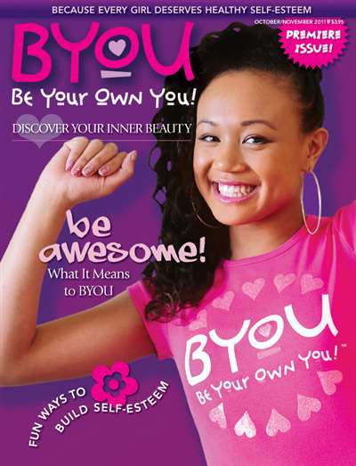 Be Your Own You Magazine Subscription