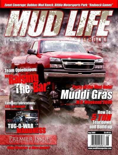 Mud Life Magazine Subscription