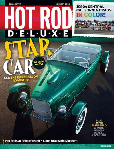 Hot Rod Deluxe Magazine Subscription Canada