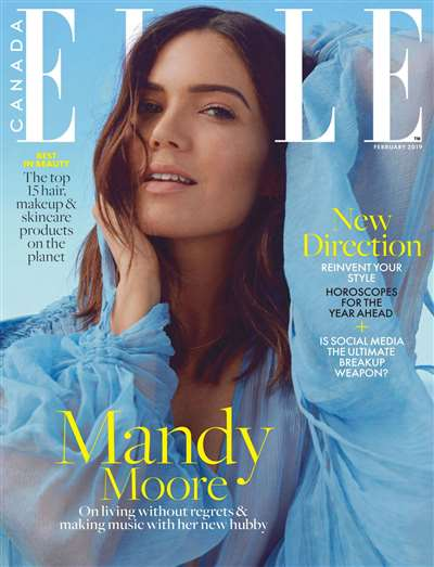Elle Canada Magazine Subscription Canada