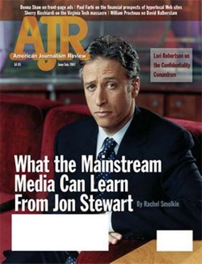 American Journalism Review Magazine Subscription