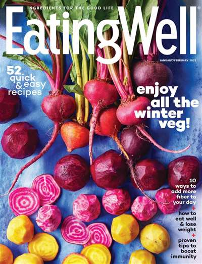 Eating Well Magazine Subscription Canada