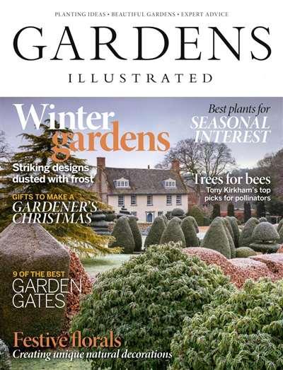BBC Gardens Illustrated Magazine Subscription Canada