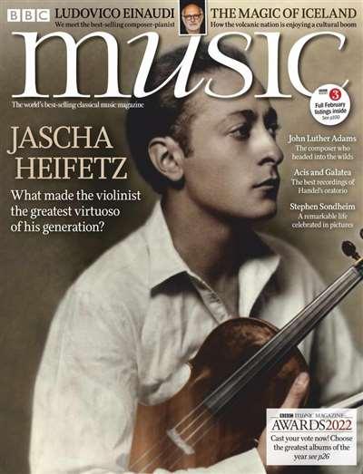 BBC Music Magazine Subscription Canada